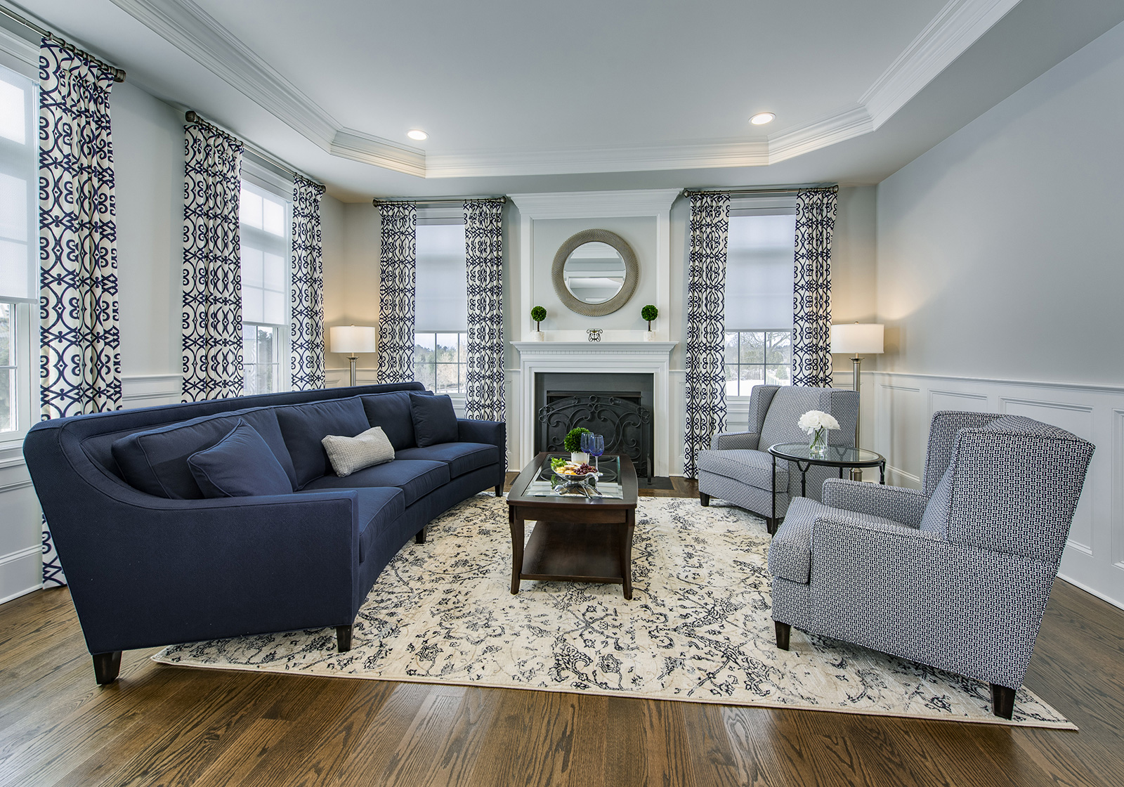 Living Room | Diane Bishop Interiors